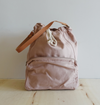 plystre project bag dusty pink