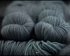 Dyed by Delz BFL Sock