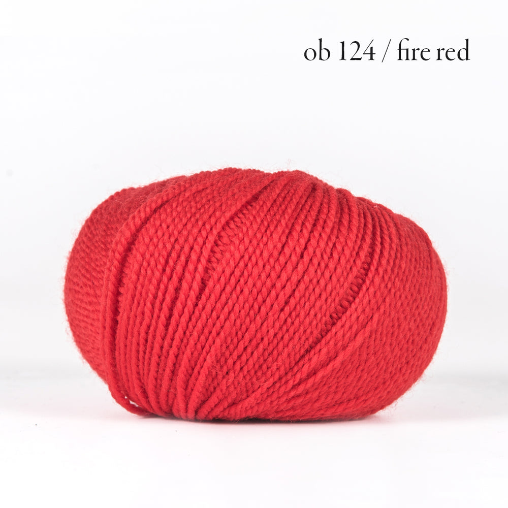 124 - Fire Red