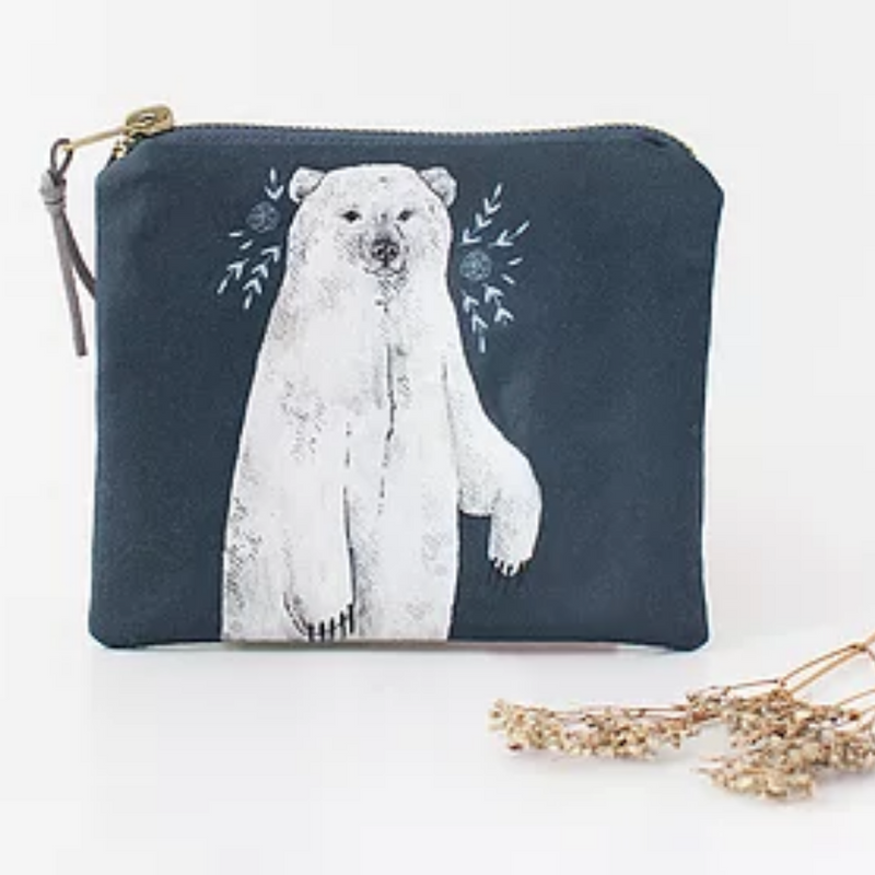 The Blue Rabbit House Organic Pouch