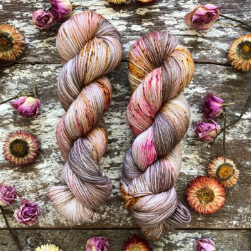 Cosy Posy Fancy Fingering Yarn