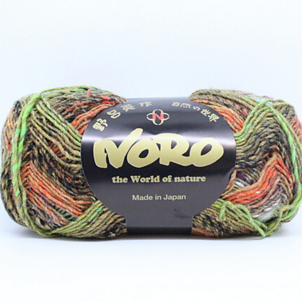 Noro Mirai DK/Worsted multi-couloured yarn