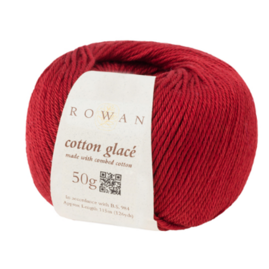 Rowan Cotton Glacé Cotton Sport Yarn