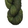 Sugar Bush Festivity DK green yarn