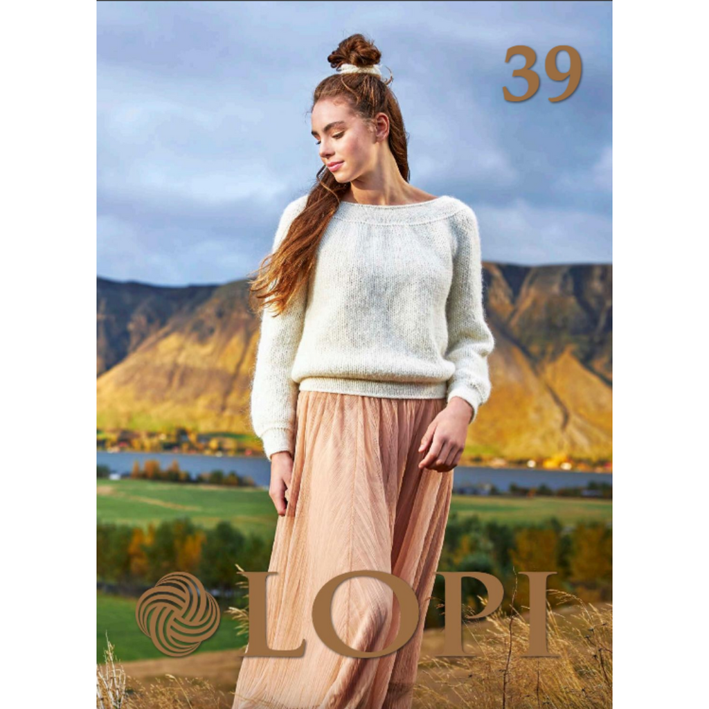 Lopi Knitting Pattern Book [39] - Available Online & in Toronto Canada