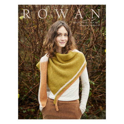 Rowan Knitting & Crochet Magazine - Number 68