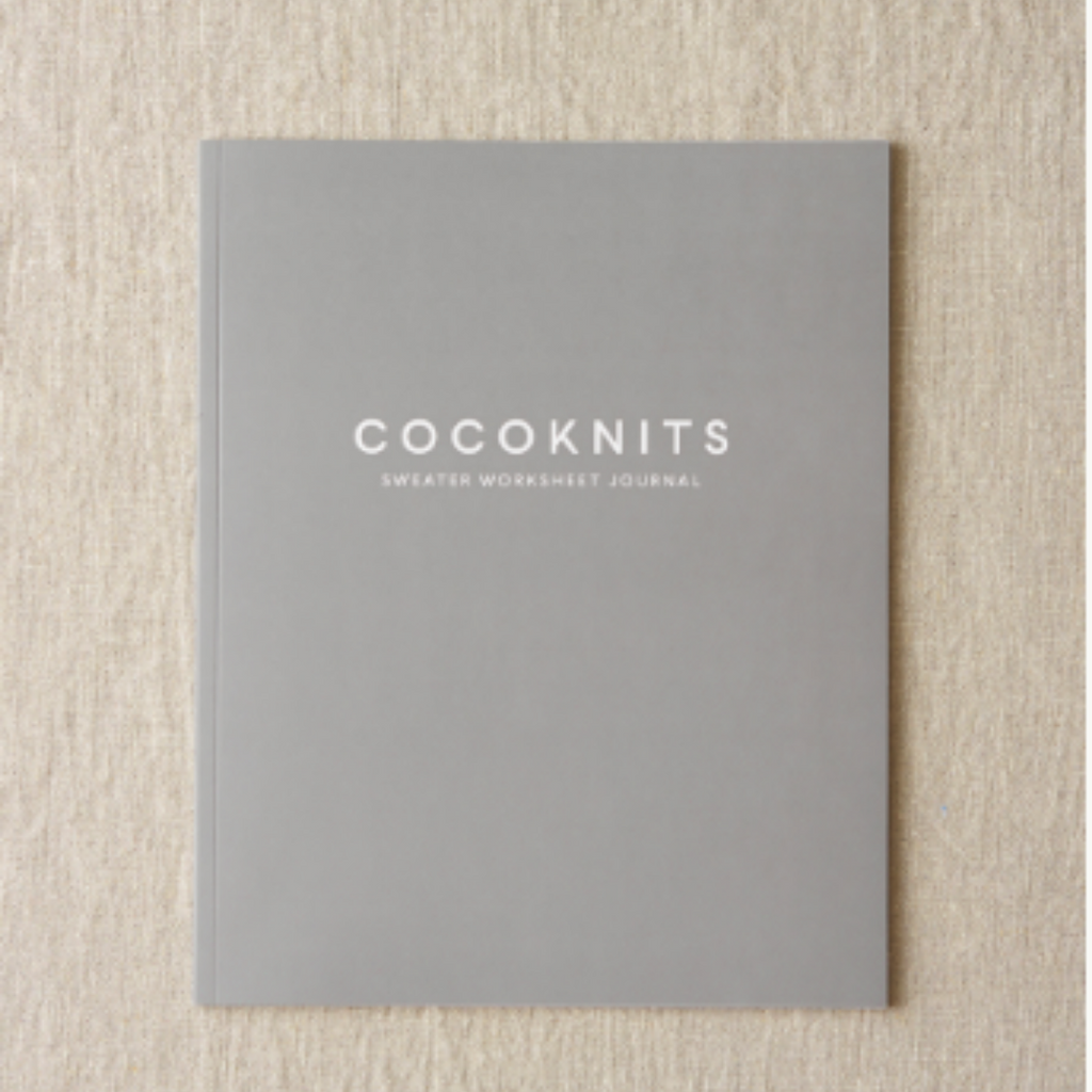 Worksheets Journal by Cocoknits