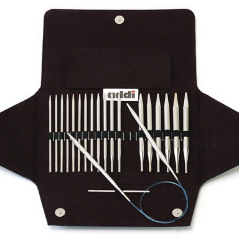 addiClick Turbo Knitting Needle Set by Addi