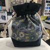 Large Drawstring Project Bag by J Hendry Design Co.