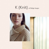 Amimono - K (Knit) knitting book by Helga Isager in Toronto