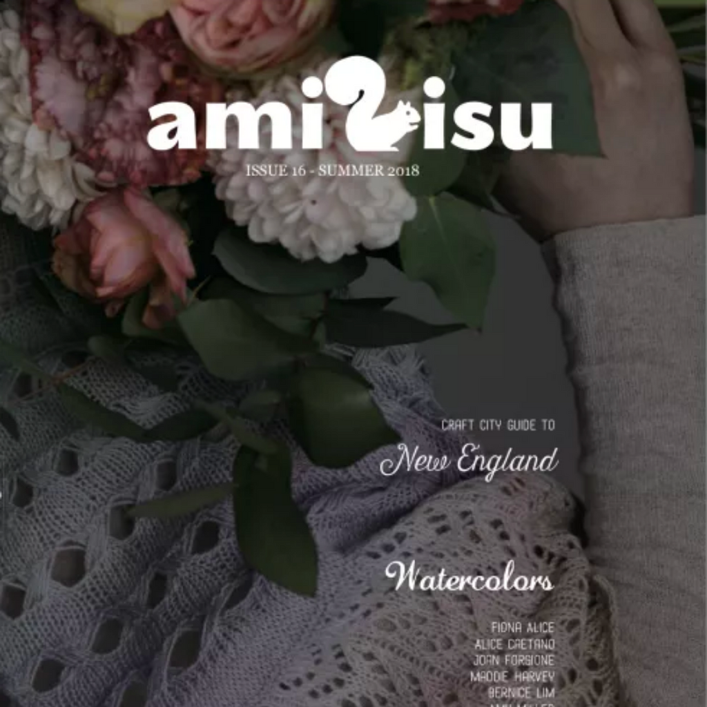 Amirisu - Issue 16 | Summer 2018