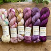 Chelsea Luxe 80/10/10 Fingering Yarn - SW Merino, Cashmere, Nylon blend made in USA