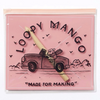 Loopy Mango crafted maple wood Crochet Hooks