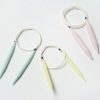 Loopy Mango Plastic Interchangeable Circular Knitting Needles in Toronto