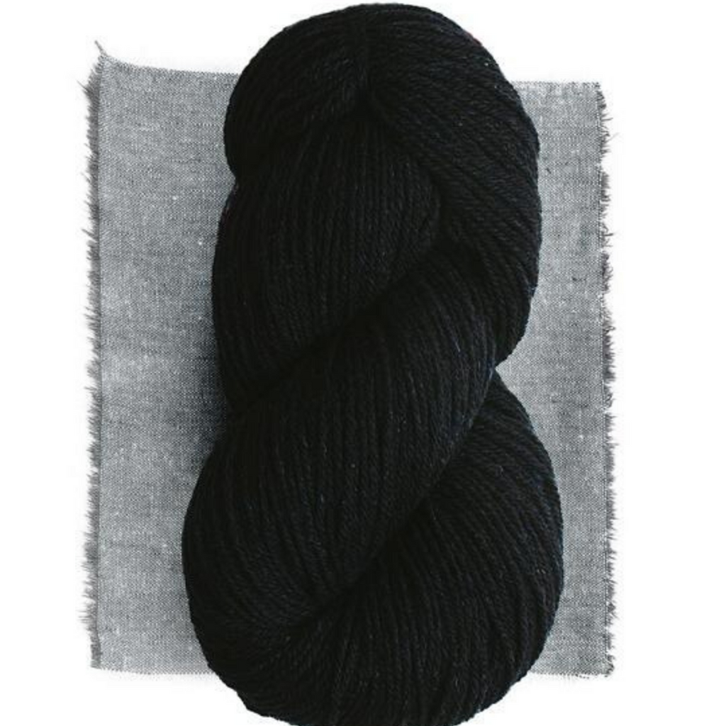Harrisville Designs nightshades yarn - Wool-Cormo, Wool blend made in USA