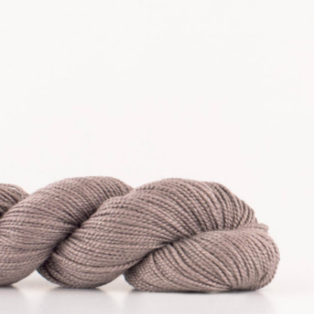 Shibui Knits Staccato Fingering yarn with Superwash Merino-Silk wool blend
