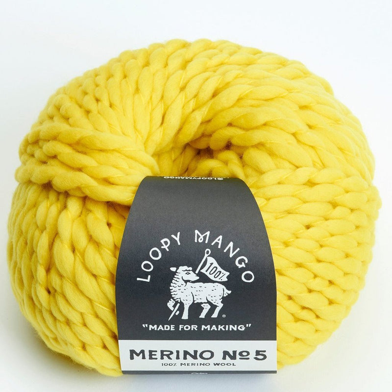 Loopy Mango - Merino No. 5