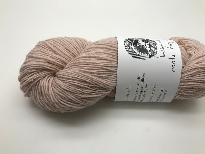 Sunflower Knit - Roots Fingering