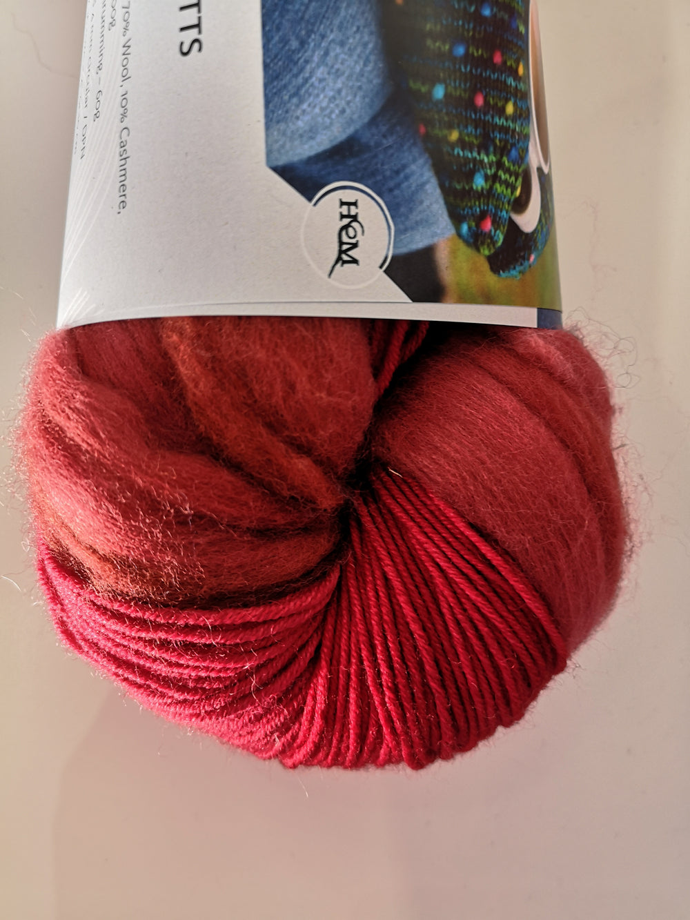 Berry (Red Roving)