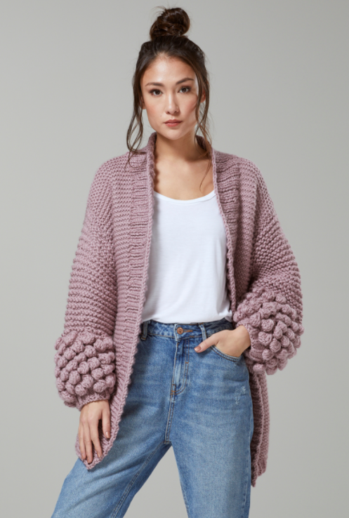 Rowan MODE at Rowan - Big Wool Textures