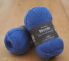 Blacker Yarns - Pure BFL Laceweight 2 Ply Lace Blue Tang Yarn in Toronto