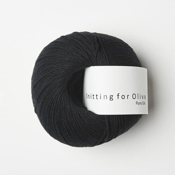 Knitting For Olive - Pure Silk