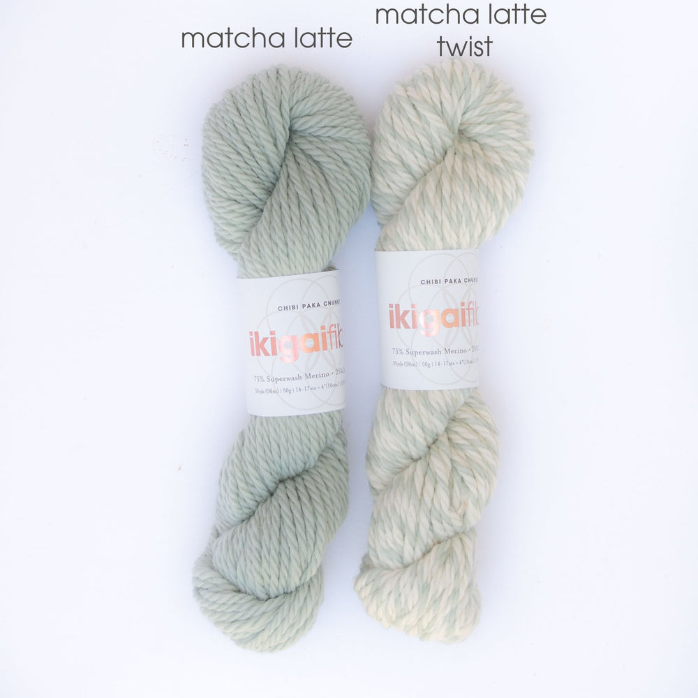 Matcha Latte Twist