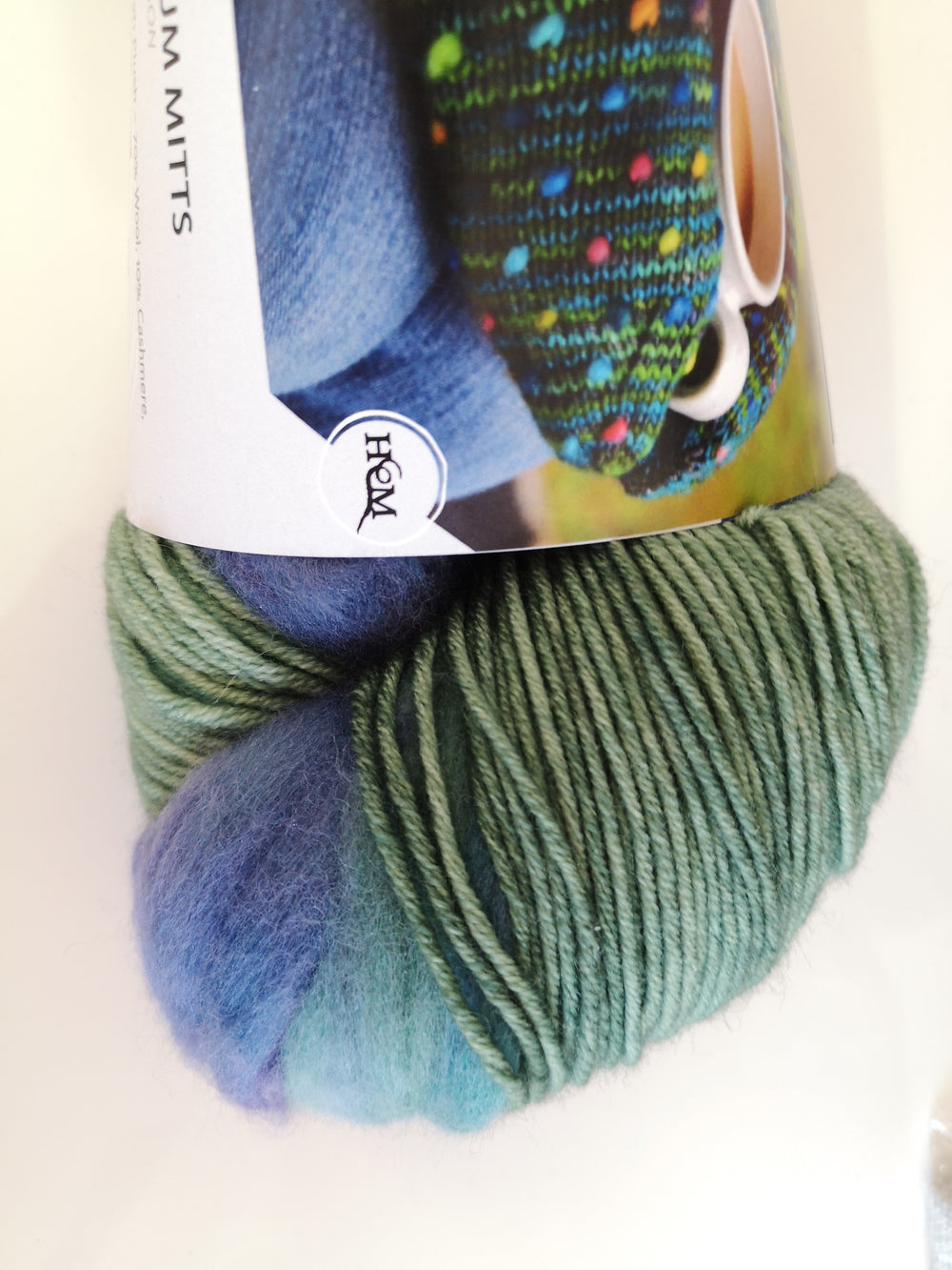 Jade (Blue/Green/Purple Roving)