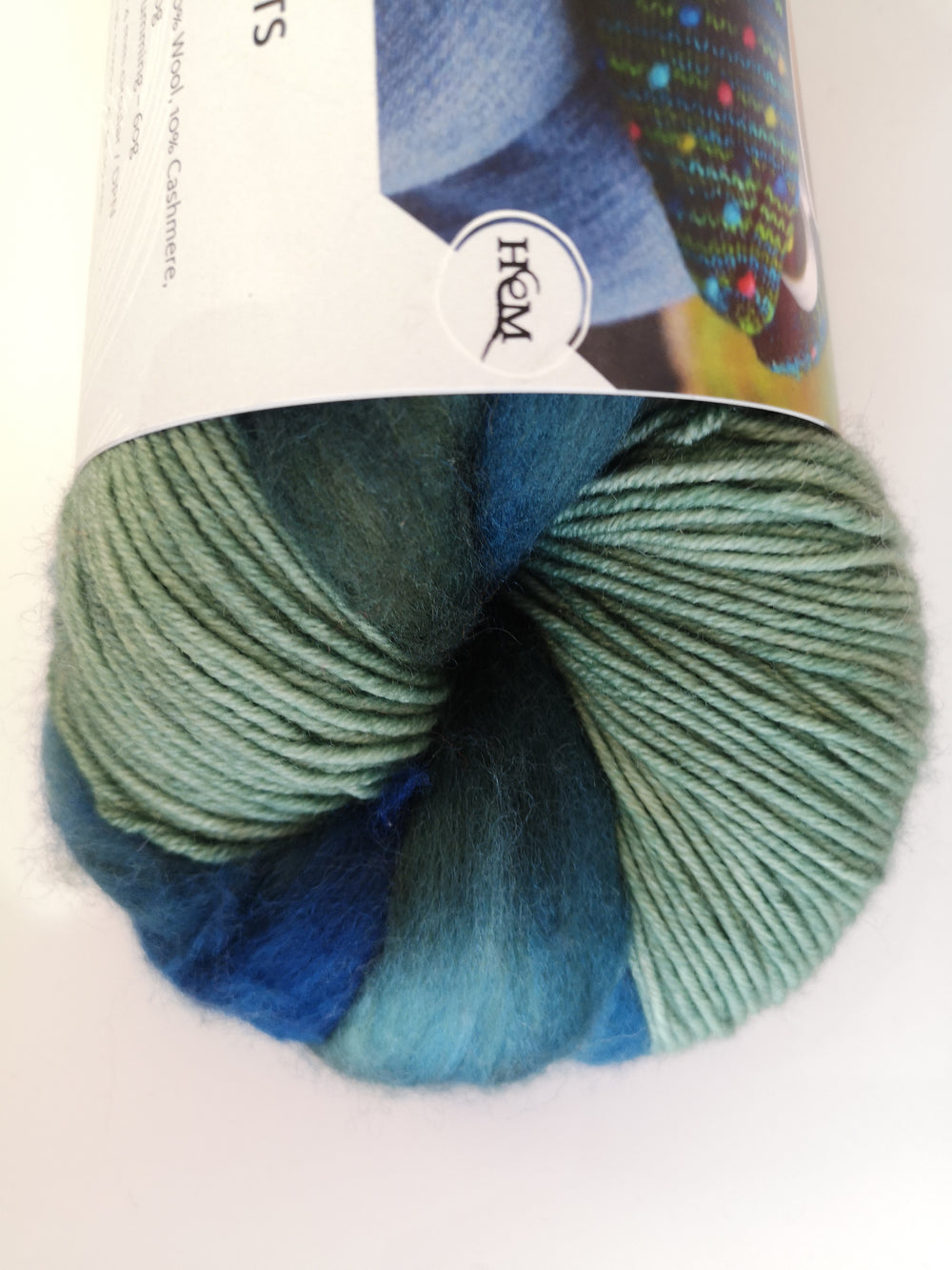 Jade (Blue/Green Roving)