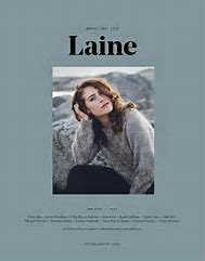 Laine Issue 9 Autumn/Winter 2019