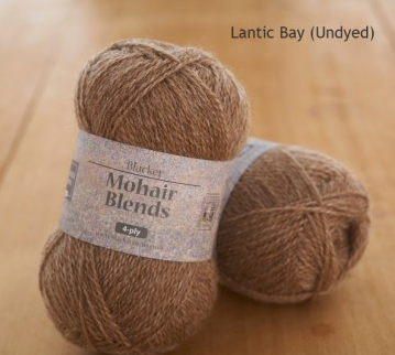 Blacker Yarns - Mohair Blends 4-Ply