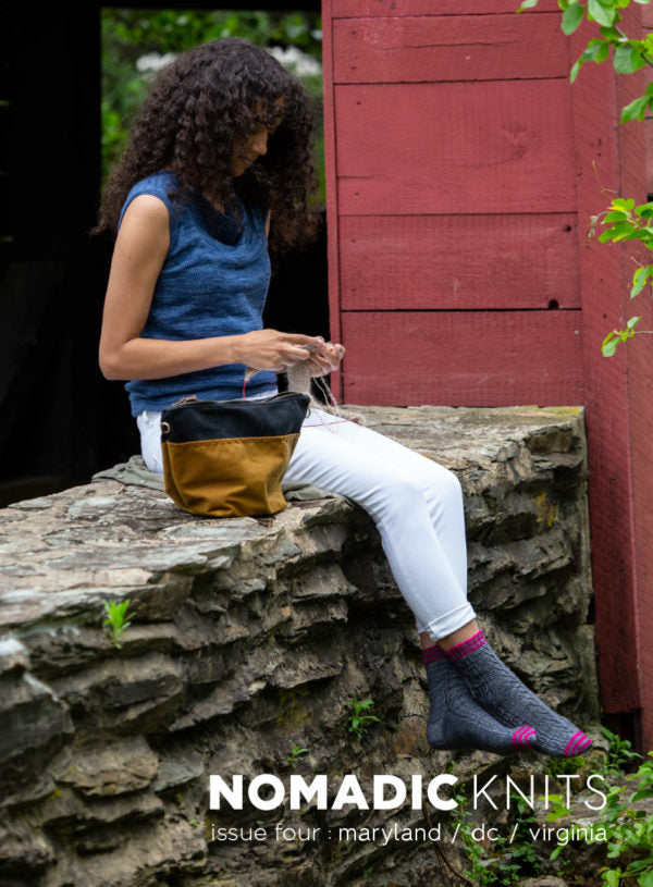 Nomadic Knits Issue 4: Maryland/DC/Virginia