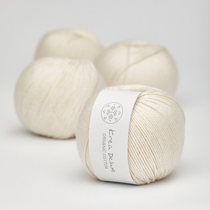 Krea Deluxe Organic Cotton Sport Yarn in Toronto