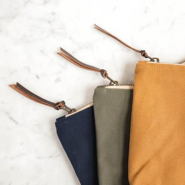 Twig & Horn - Canvas Tool Pouch