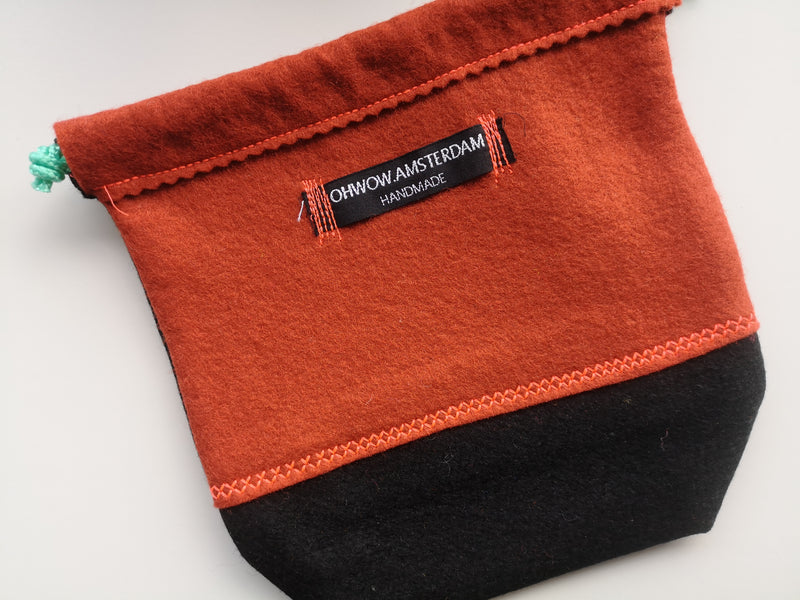 OhWow Amsterdam Wool Notions Pouch