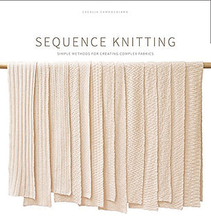 BOOK: Sequence Knitting: Simple Methods for Creating Complex Reversible Fabrics