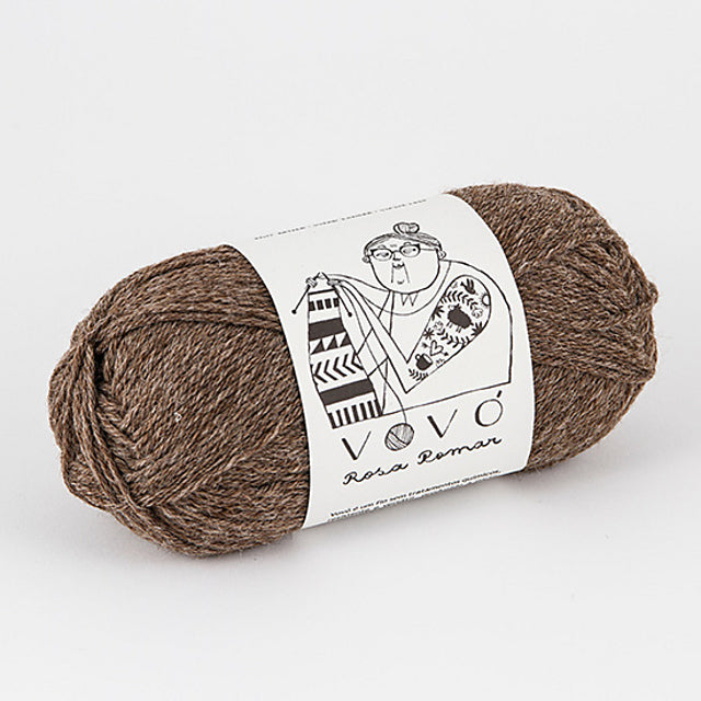 Retrosaria Vovó Sport yarn with 100% Portuguese Wool