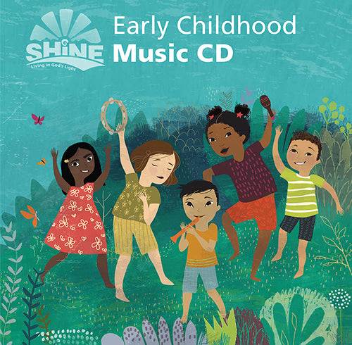 Shine Early Childhood Music CD