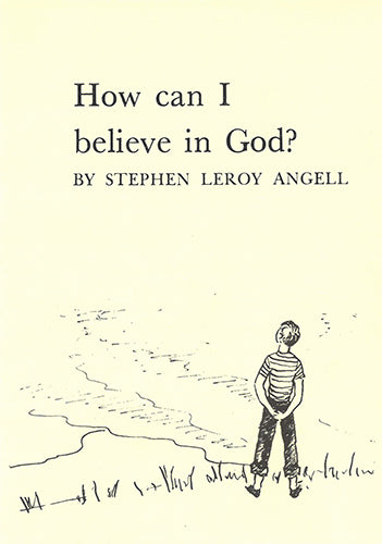 Tract: How can I believe in God?