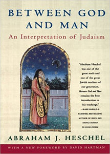 Between God and Man: An Interpretation of Judaism