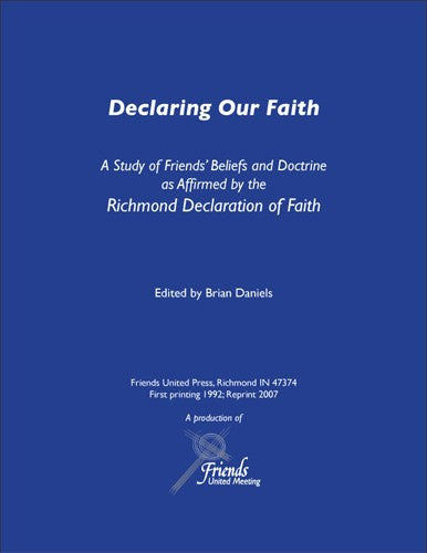 Declaring Our Faith