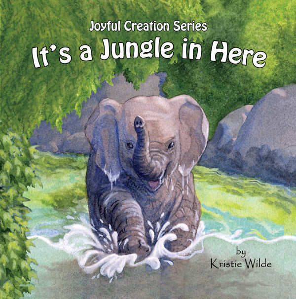 It's a Jungle in Here (Joyful Creation Series)