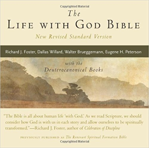 Life with God Bible-NRSV: With the Deuterocanonical Books