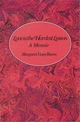 Love Is the Hardest Lesson: A Memoir