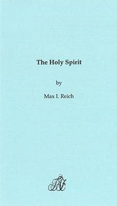 Tract: The Holy Spirit