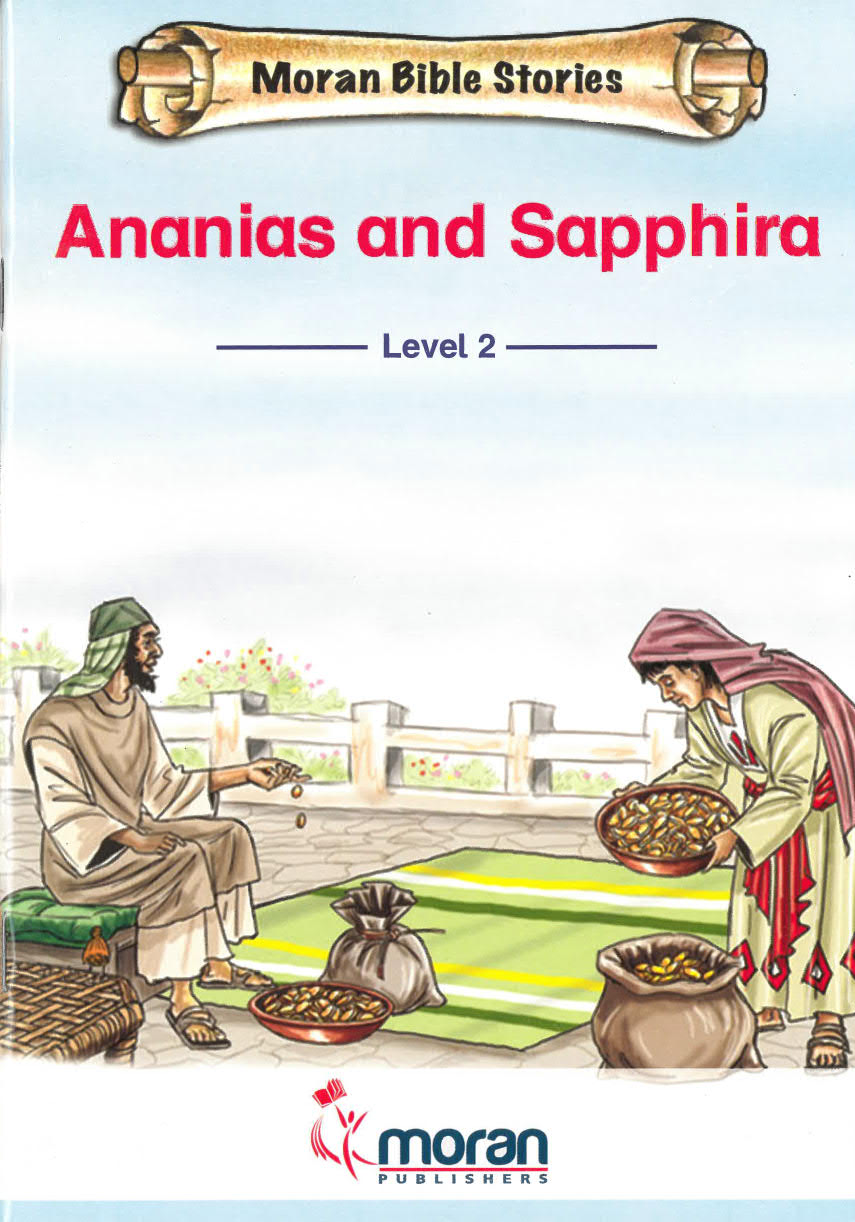 Ananais and Sapphira (Level 2)