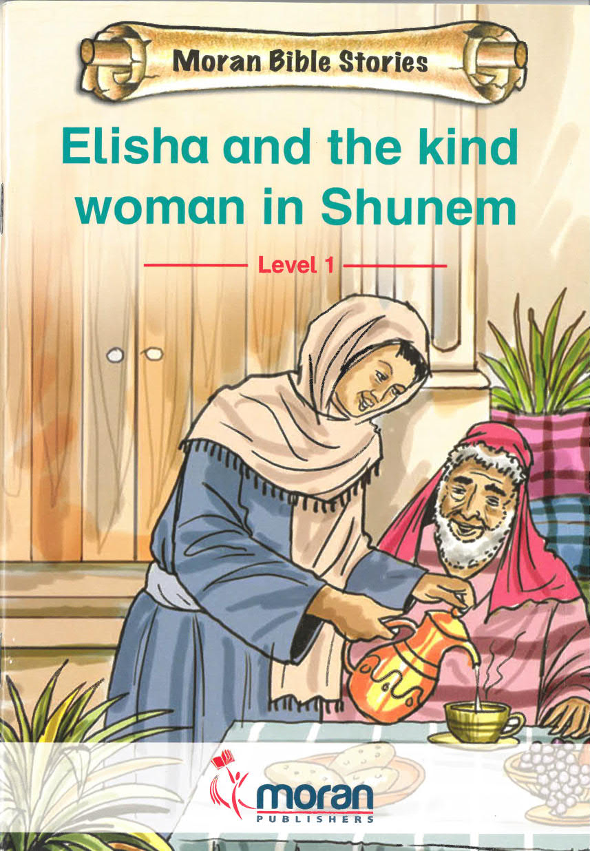 Elisha and the Kind Woman in Shunem (Level 1)