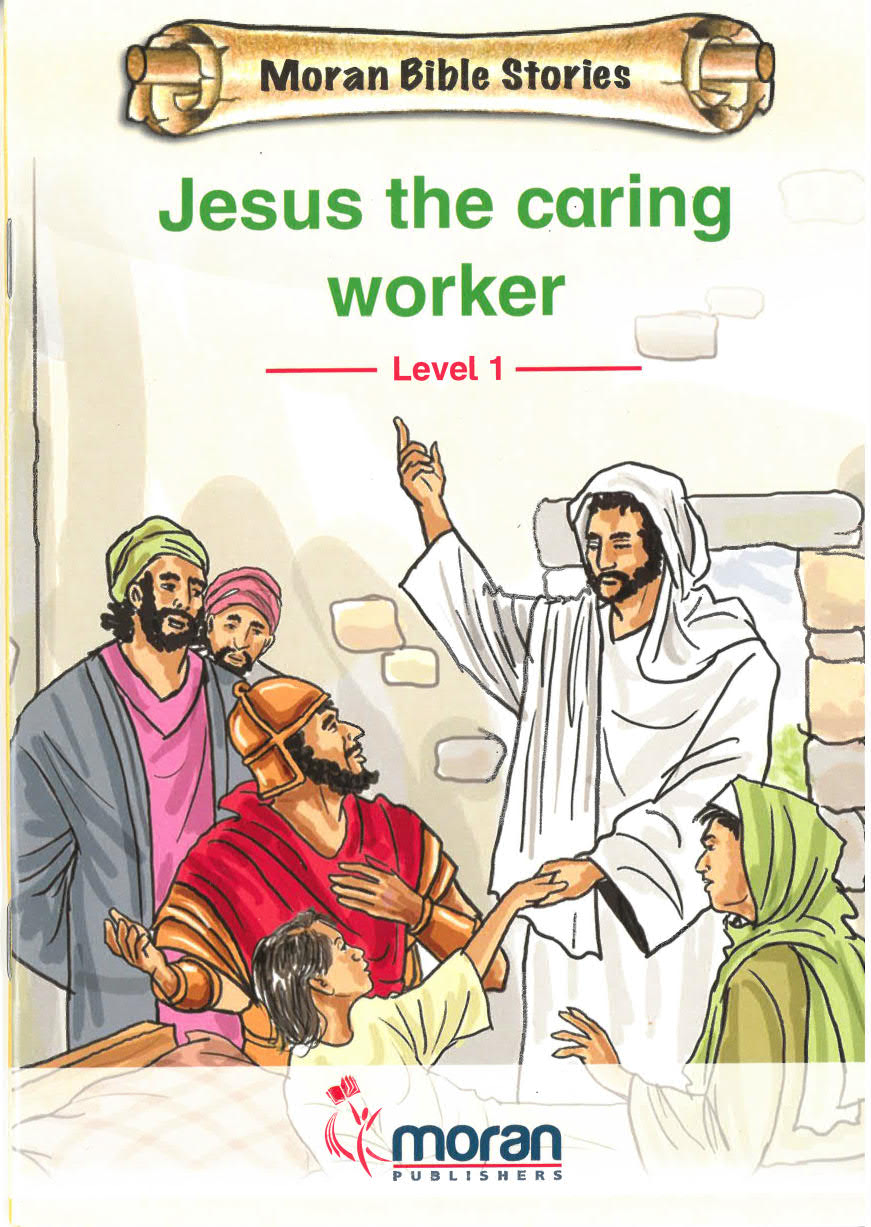 Jesus the Caring Worker (Level 1)