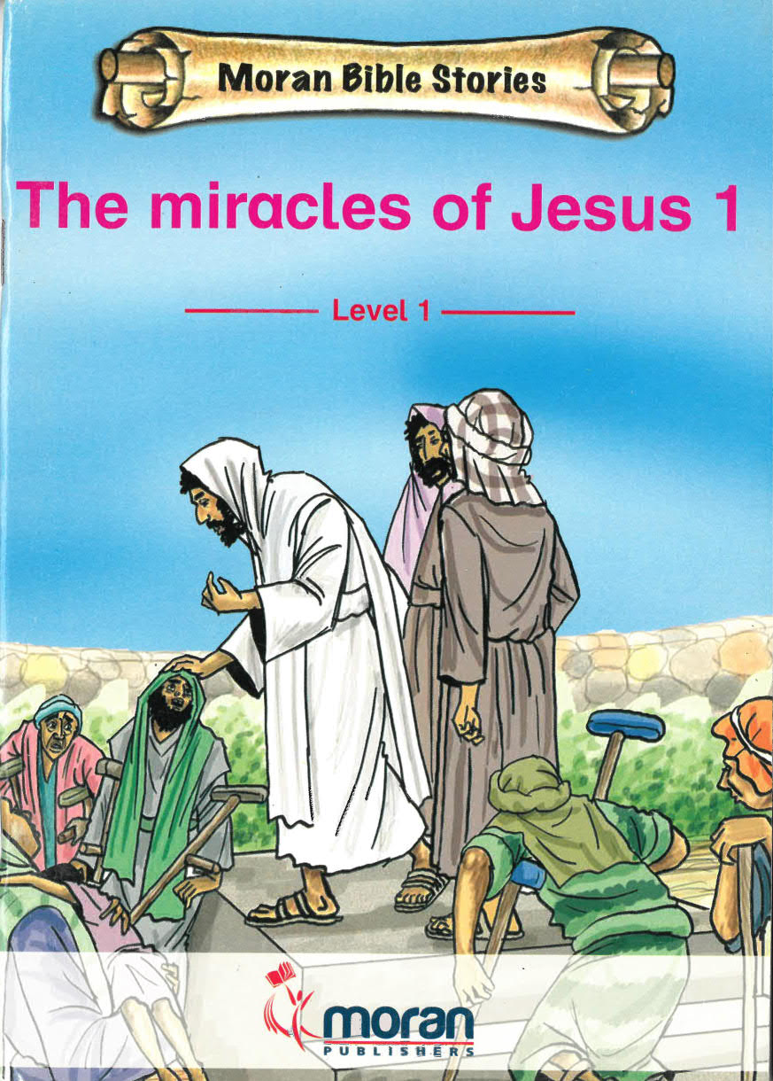 The Miracles of Jesus 1 (Level 1)