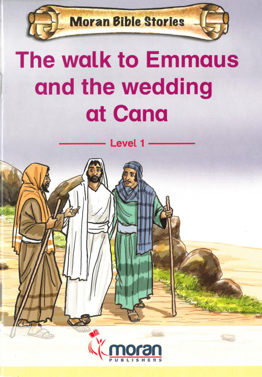 The Walk to Emmaus and the Wedding at Cana (Level 1)